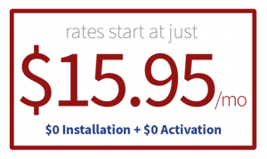 Alarm Monitoring Starts at $15.95/mo