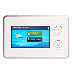 Touchscreen Wireless Keypad