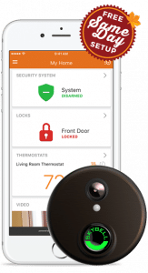Same Day Setup on Smart Home Packages