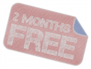 2 Months Free on all Installations