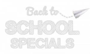 Back to School Home Security Specials