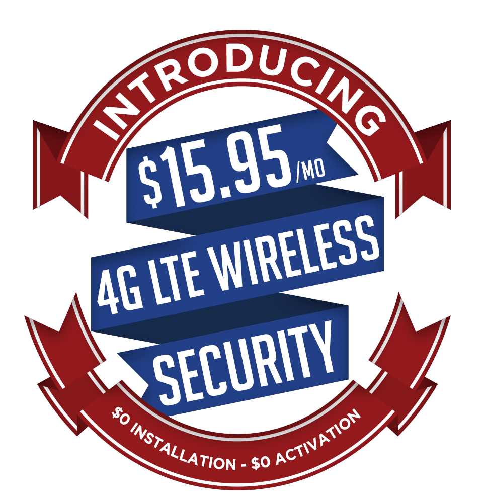 $15.95/mo Wireless Security