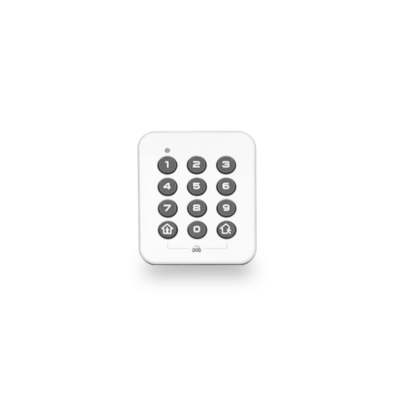 Home Security For Renters Pin Pad