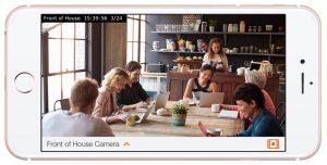 Indoor Video Camera App