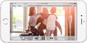 Indoor Security Camera App