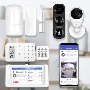 No Contract Home Security Systems