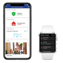 Smart Home Security App With Apple Watch Support