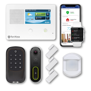 Control 360 Smart Home Security Package