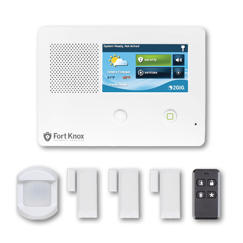 Protect 360 Security System
