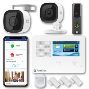 Home Security Camera Package