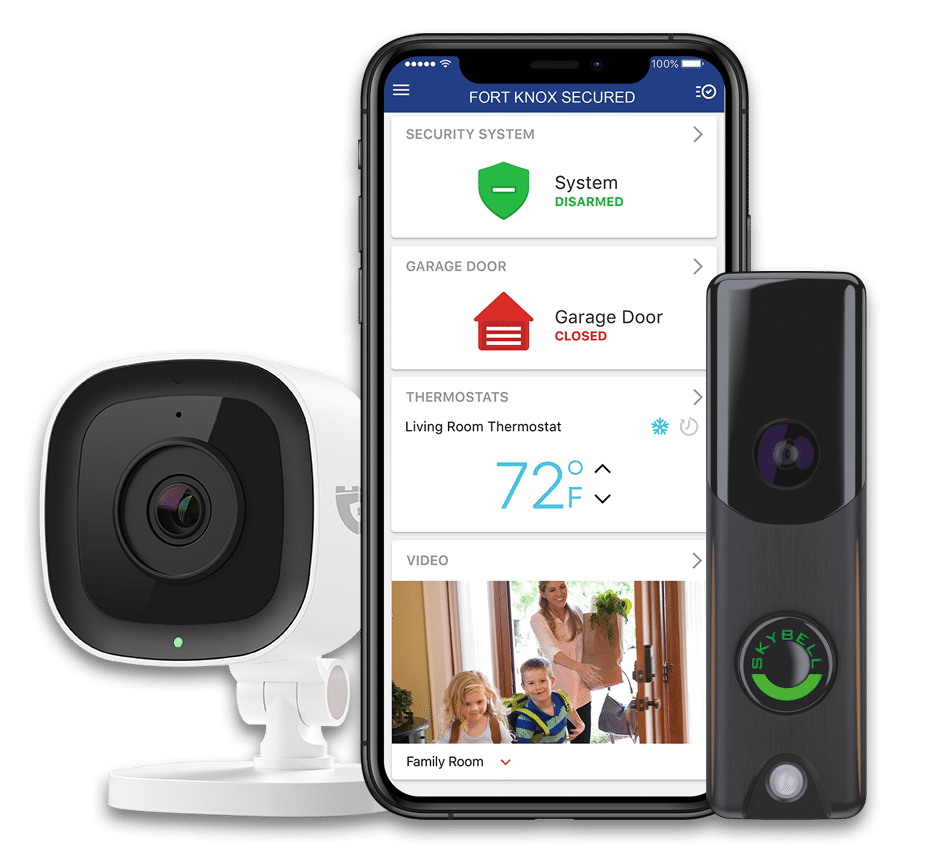 Fort Knox Smart Home Security
