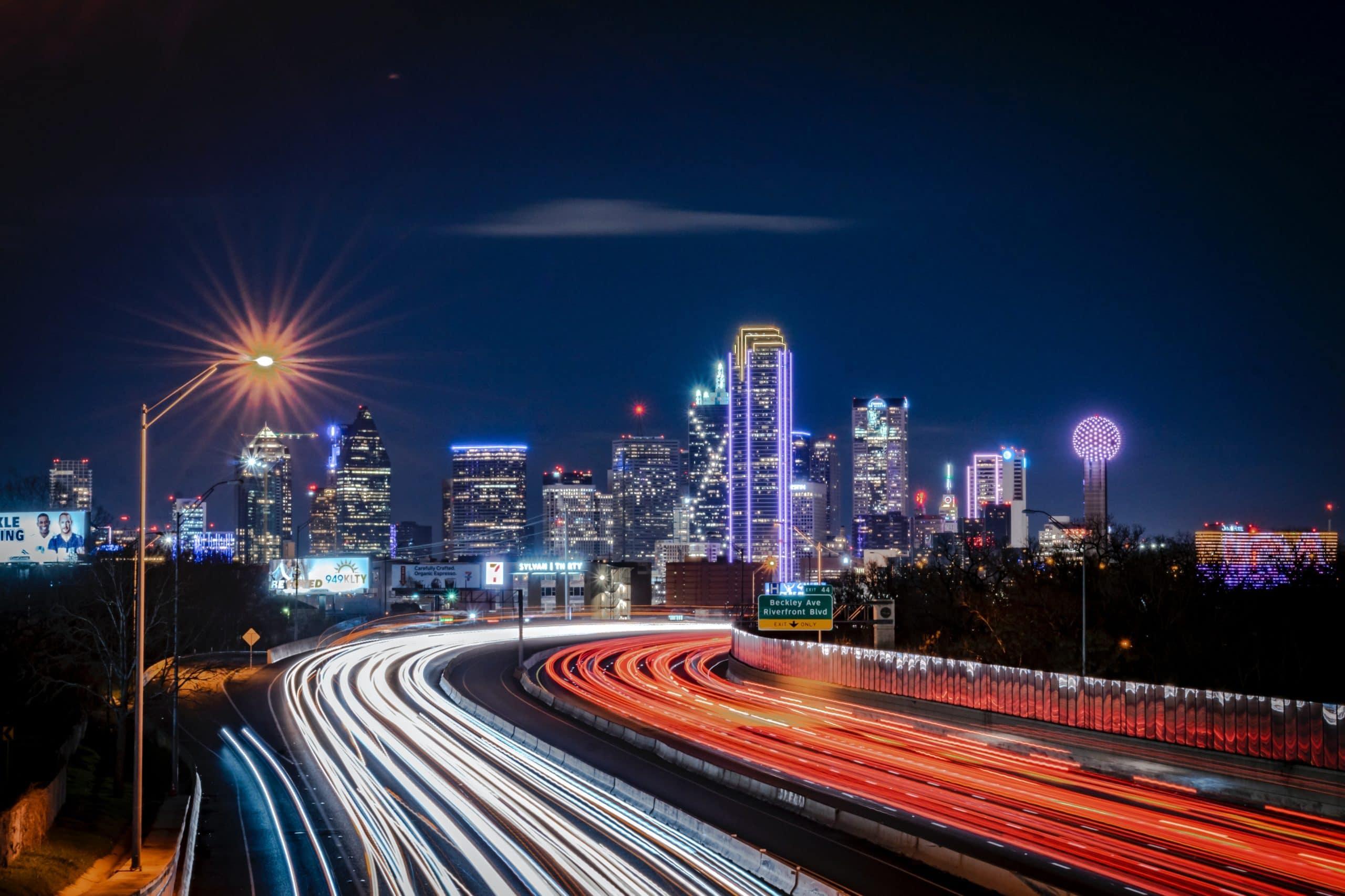 DFW Texas Skyline