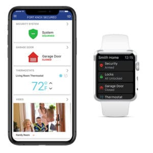 Smart Home App from Fort Knox