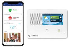 Smart Home Panel & App